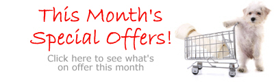 Click to view this month's special offers